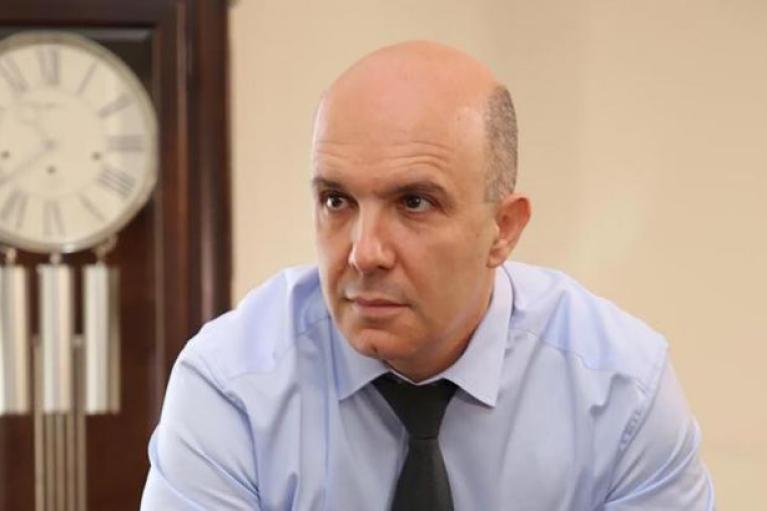В Раду поступило заявление Абрамовского об отставке