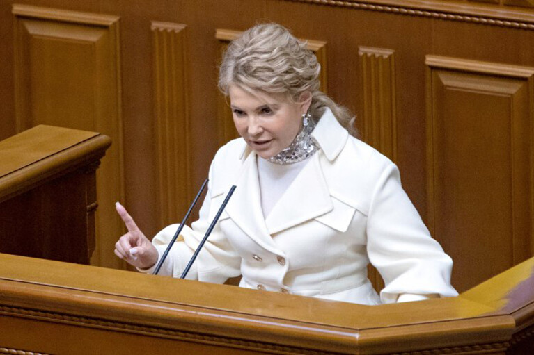 """Земельный референдум. Как Тимошенко сделает из Зеленского """"врага народа"""""""