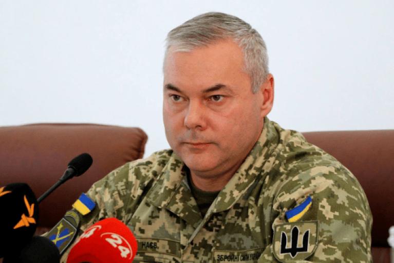 Сил ВСУ вполне достаточно для реагирования на действия РФ, — командующий ООС