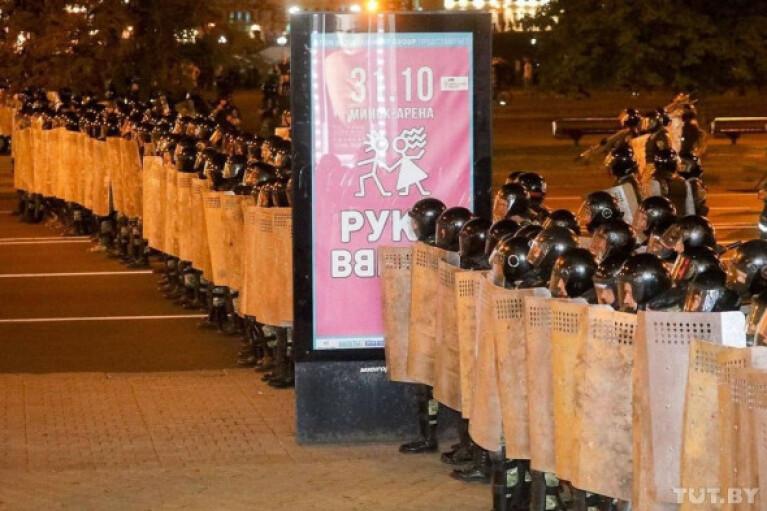 Вибори у Білорусі: день надій, ніч тривоги, ранок розчарування