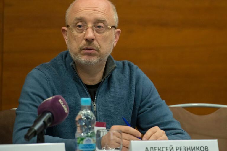 """Резніков нагадав Європі, що термін дії """"Мінська-2"""" закінчився 5 років тому"""