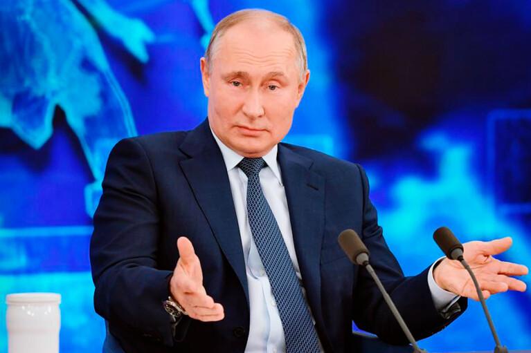 Путін покликав Зеленського в Москву, але назвав умову
