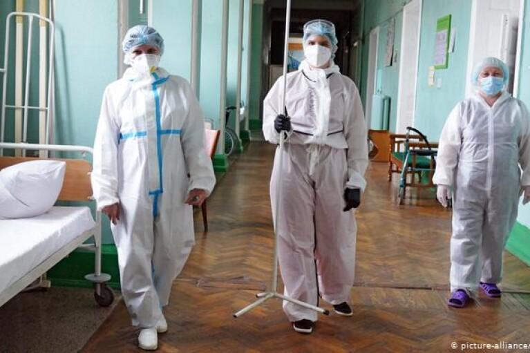 Харків через брак лікарів не буде розгортати додаткові COVID-місця