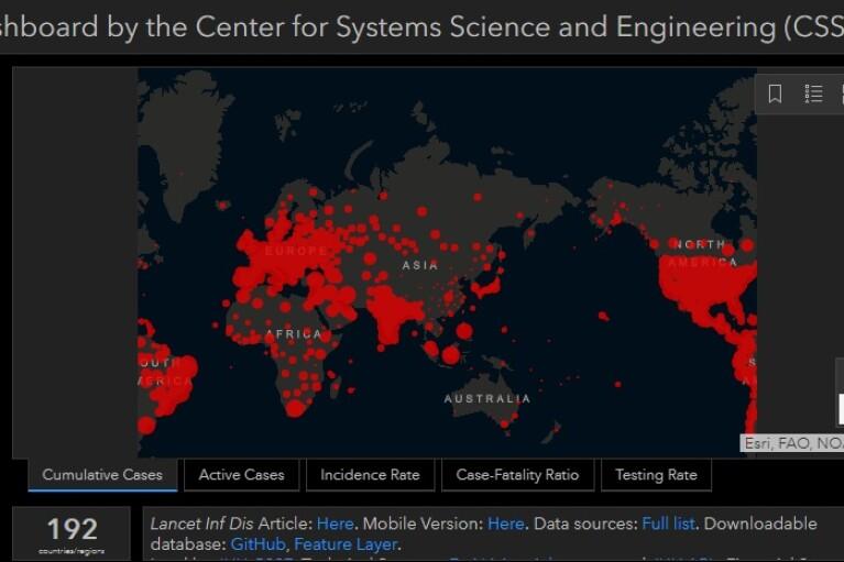 Коронавірус у світі: ситуація станом на ранок 4 березня