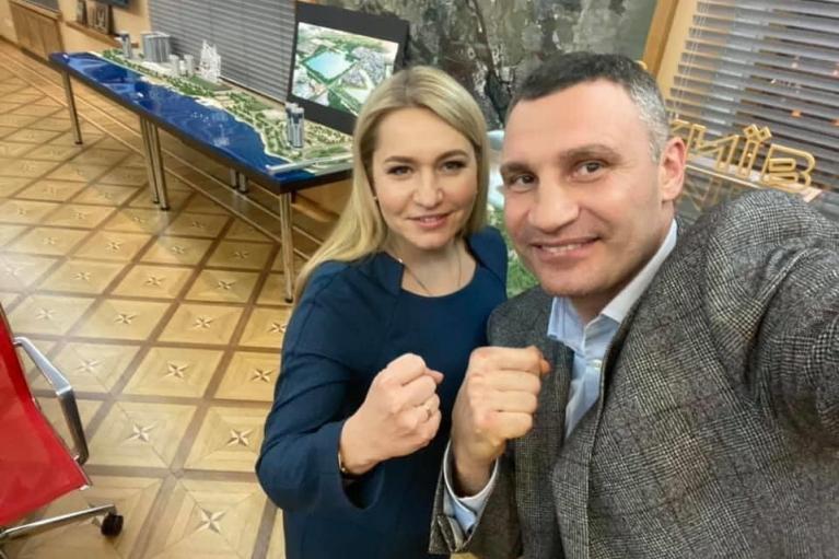 Оксана Юринец: «УДАР Виталия Кличко» предупреждает о серьезных рисках финансовой зависимости Украины от Китая