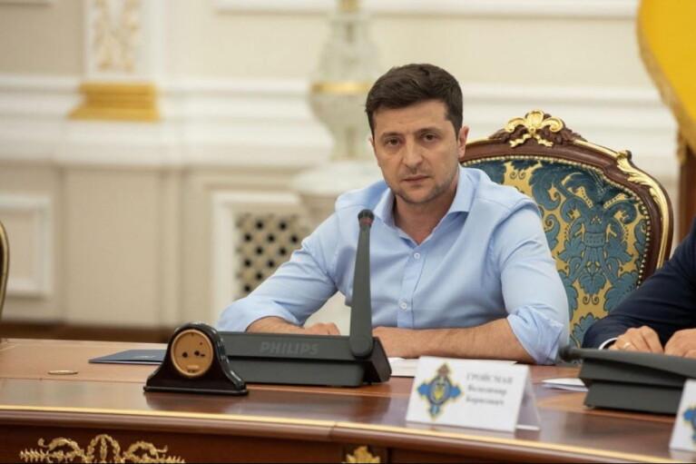 Зеленский созывал заседание СНБО на завтра