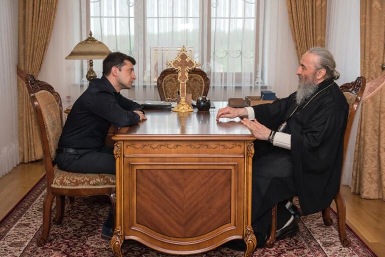 УПЦ і Зеленський. Чи скасує президент примусове перейменування церкви