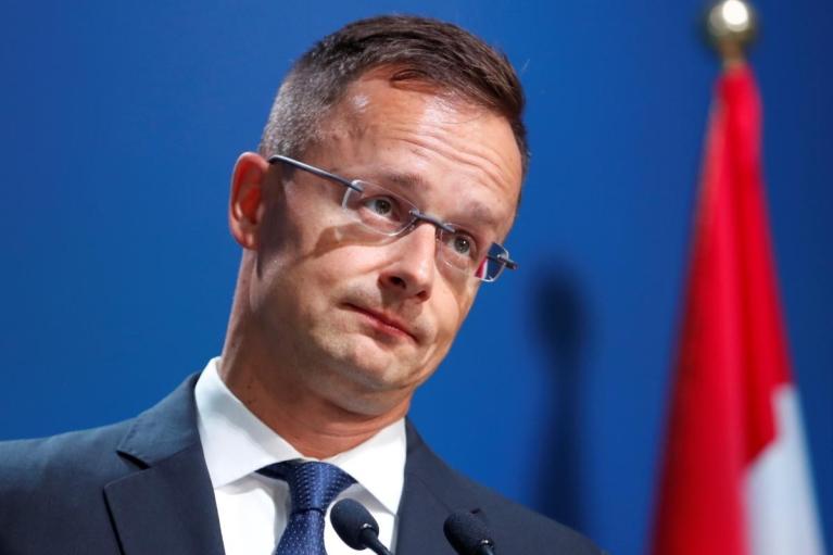 """""""Венграм в списке грозит расправа""""; Сийярто пожаловался в ПАСЕ на """"Миротворец"""""""