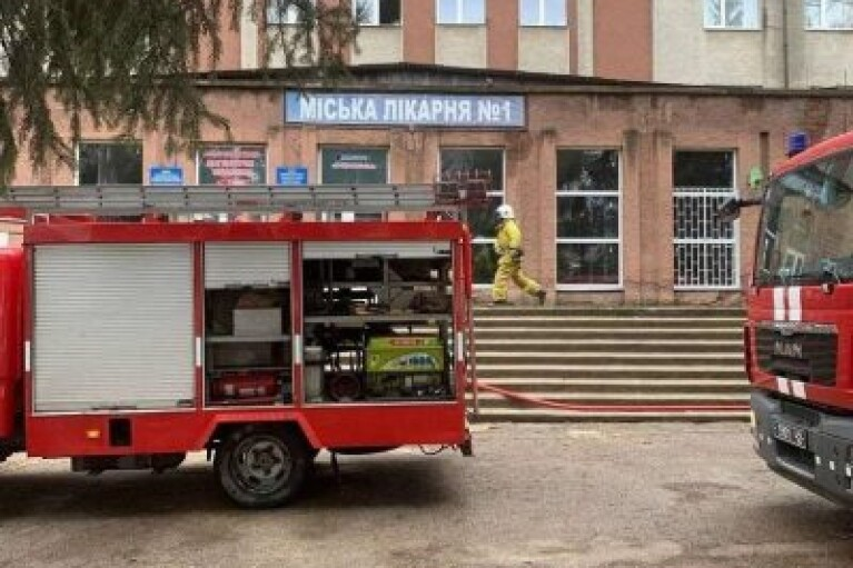Взрыв в больнице в Черновцах: погиб второй пострадавший