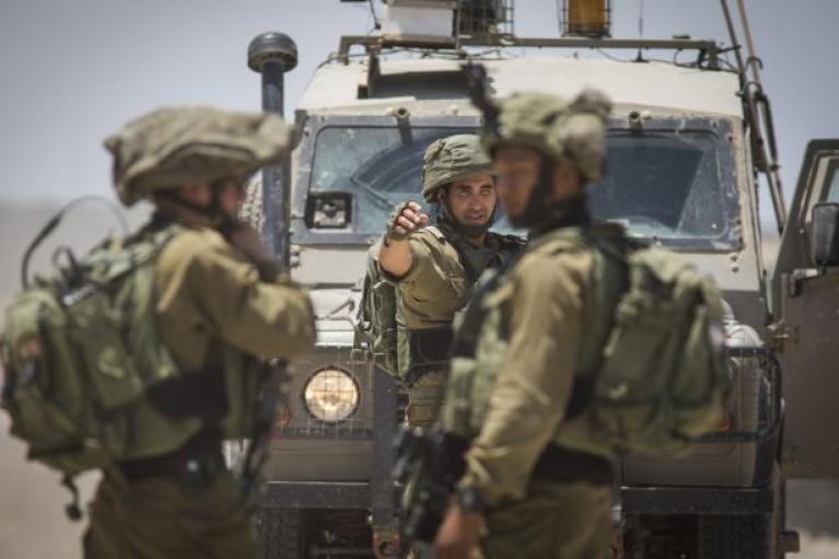 В Израиле проходит срочная мобилизация резервистов