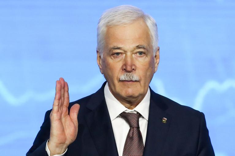 Грызлов обратился к жителям ОРДЛО и рассказал, как РФ собирается закончить войну