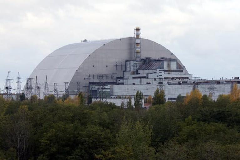 На ЧАЕС зафіксоване зростання ядерної активності