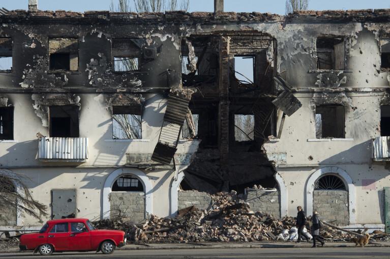 Война и восстановление. Сколько будет стоить Донбасс