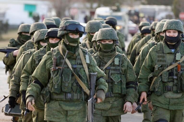 Преемник Меркель потребовал от России вывести войска из Украины