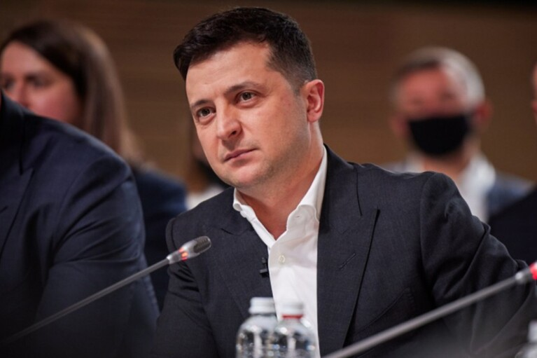 """""""Готовий піти далі"""": Зеленський покликав Путіна на Донбас"""