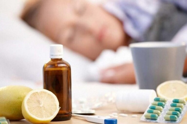 Кроме COVID-19 в Киеве увеличивается и число больных гриппом и ОРВИ