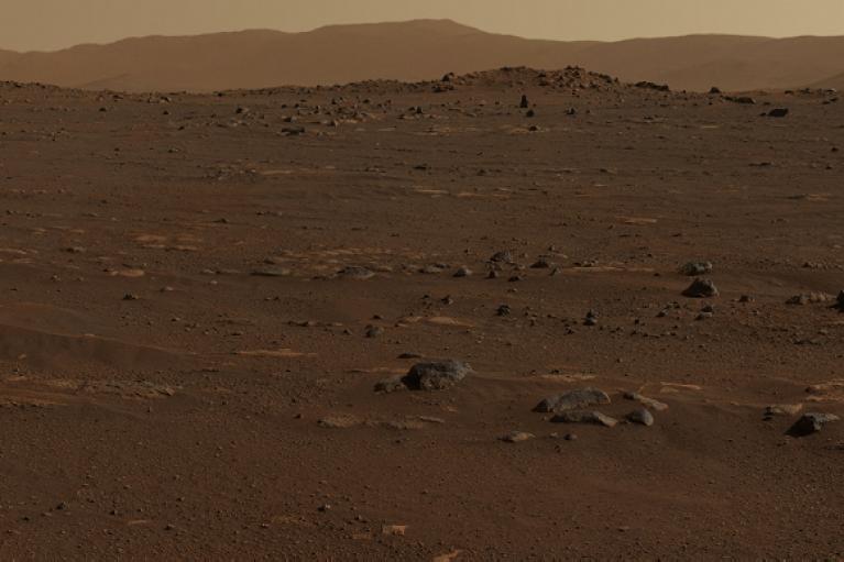 Марсоход NASA начал движение по Марсу (ФОТО, ВИДЕО)