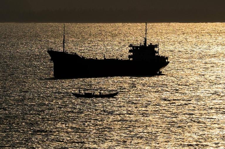 У берегов Турции столкнулись суда, одно из них шло из Украины в Китай