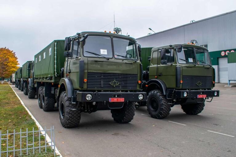 Дмитрий Вовнянко: МО Украины закупает дорогие гражданские МАЗы