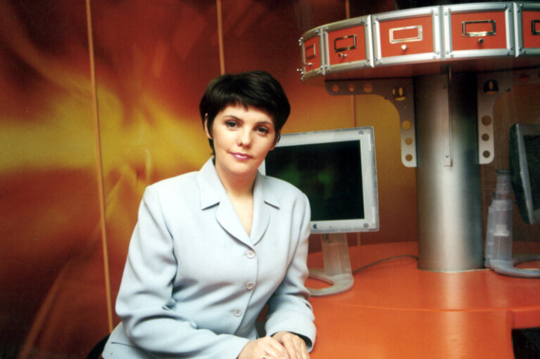 Про ведучу Олену Фроляк зняли документальний фільм