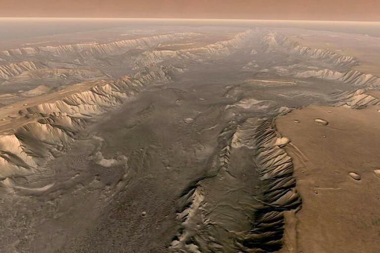 Марс — адская дыра. Почему Маску пора спуститься с небес на землю