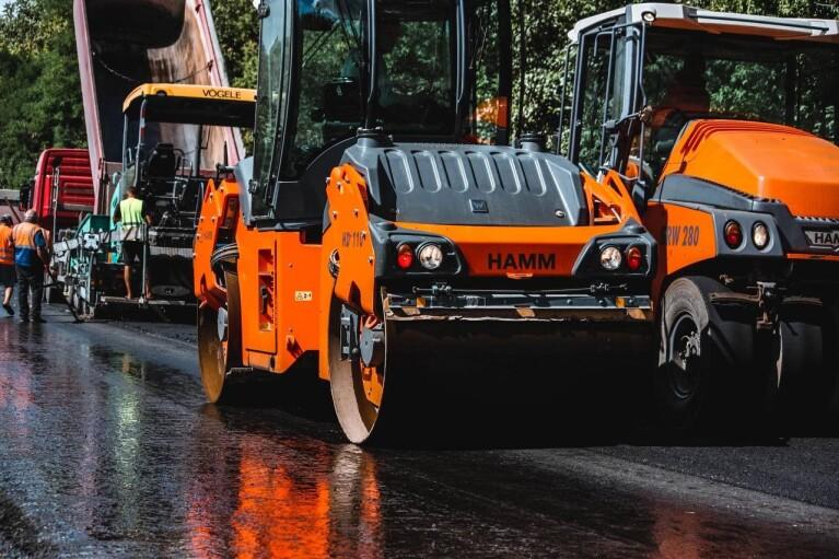 Полтавская ОГА в 2020 году стала первой в Украине по эффективности ремонта местных дорог