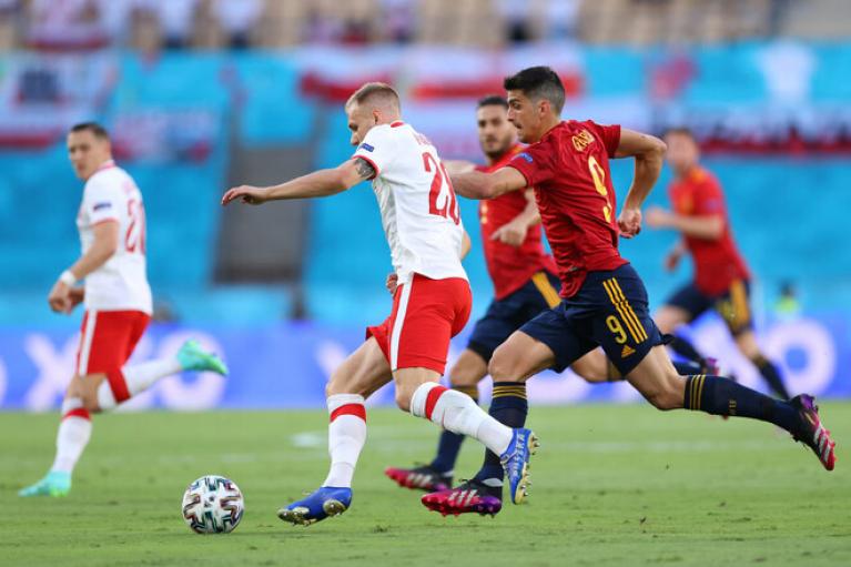 Євро-2020: Іспанії не вдалося здобути першу перемогу на турнірі