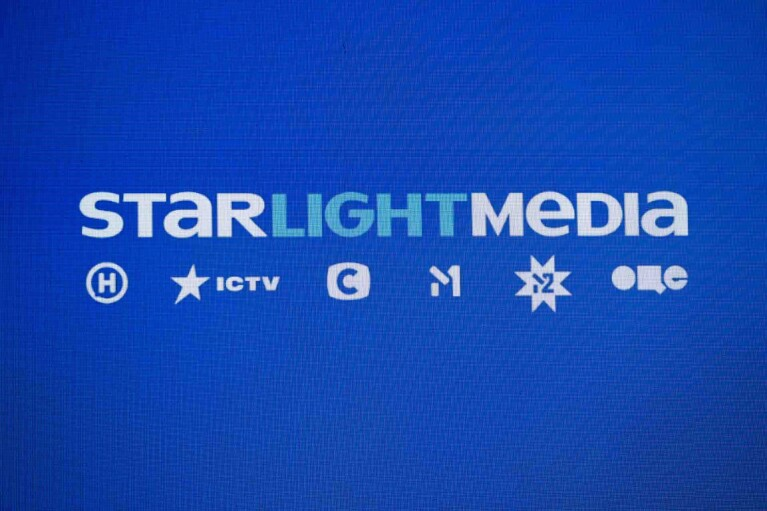 StarLightMedia начинает весенний телевизионный сезон как безусловный лидер