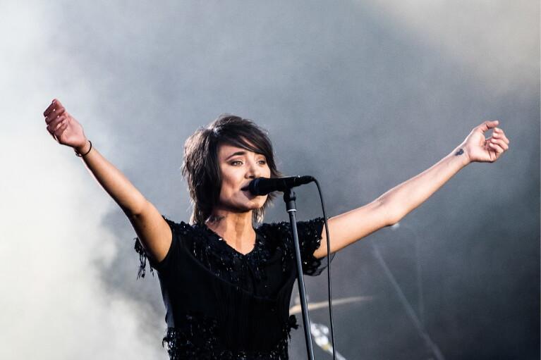 Российская певица Земфира включила в новый альбом песню о Крыме