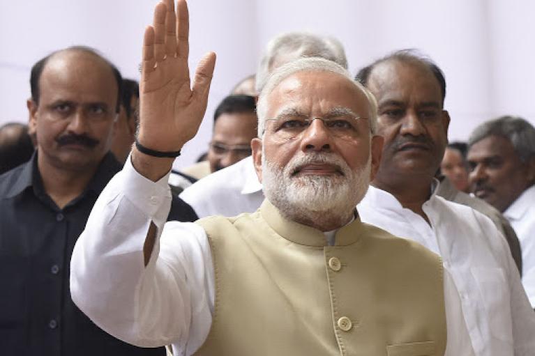 """Премьер Индии отказался ехать на саммит """"Большой семерки"""" из-за COVID-коллапса"""