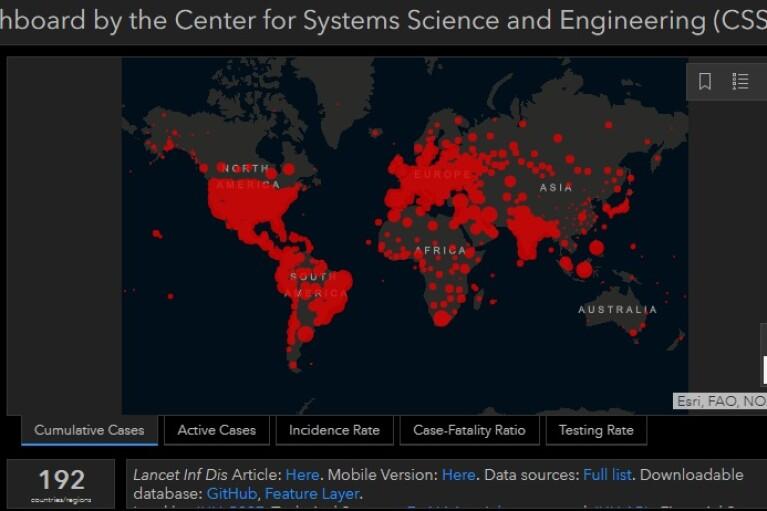 Коронавірус у світі: ситуація станом на ранок 3 березня