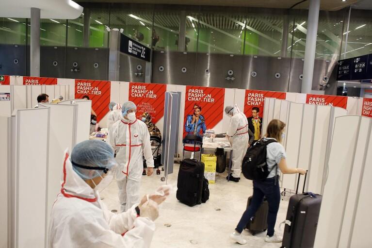 Франция устроит немцам санитарный контроль на границе