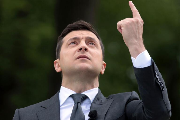 """Зеленського викрили на спілкуванні з """"вигаданим"""" президентом"""