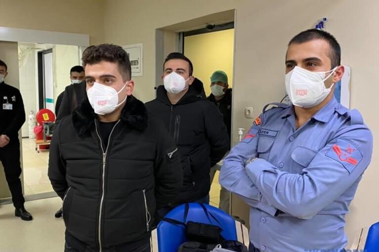 Стали известны подробности спасения украинских моряков у берегов Турции