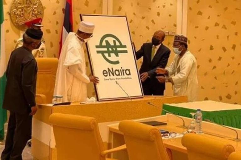 У Нігерії запустили свою цифрову валюту