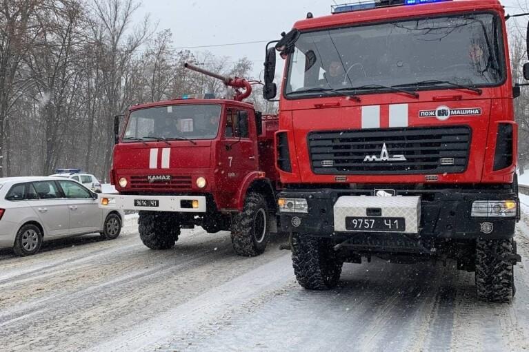 В Одессе загорелся жилой дом, погибли двое людей