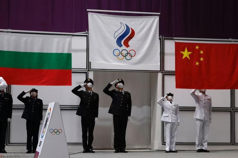 Гибридные спортсмены. Зачем Путину военные и росгвардейцы в Токио