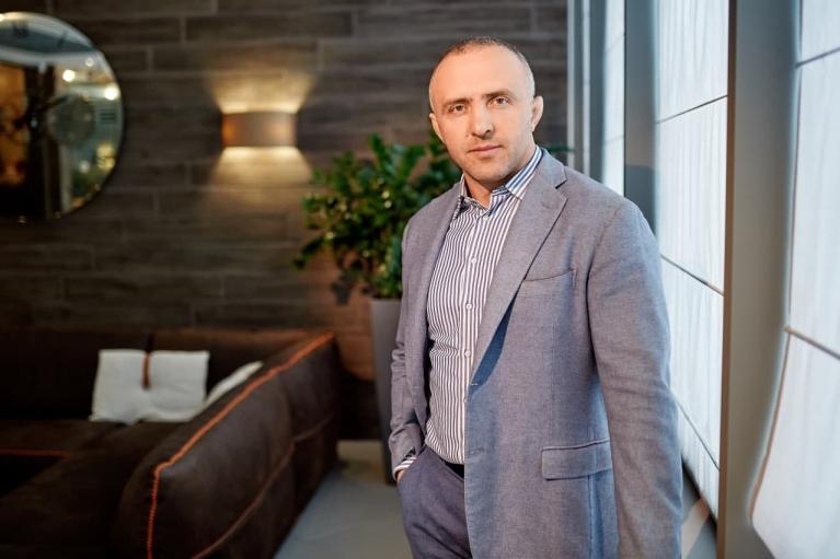 Висотне будівництво — ознака економічного розвитку країни й міста, — засновник і керуючий партнер DIM Олександр Насиковський