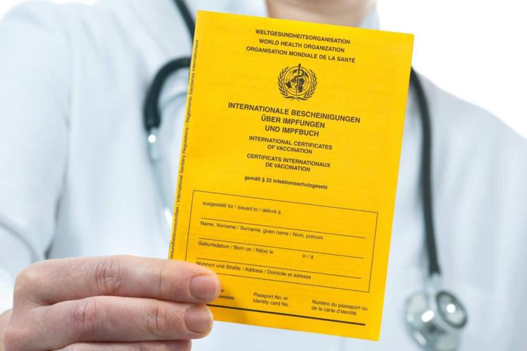 В турагентстве на Прикарпатье продавали поддельные международные COVID-сертификаты