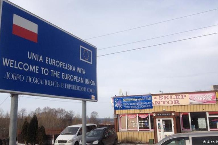 Польські прикордонники знайшли трьох мертвих нелегалів на кордоні з Білоруссю