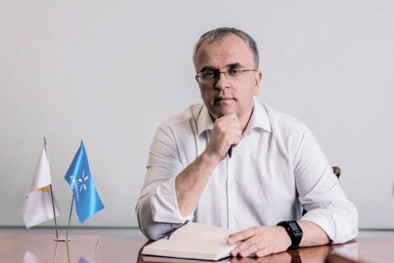 Александр Комаров: Мы предоставляем услуги 4G в 6795 больших и малых городах и поселках, где проживает 70% населения Украины