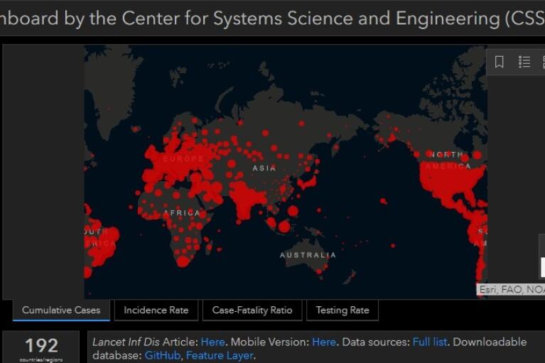 Коронавірус у світі: ситуація станом на 9 березня