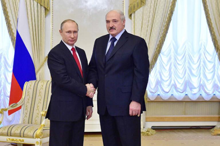 """Лукашенко анонсировал """"серьезную встречу """" с Путиным через неделю"""