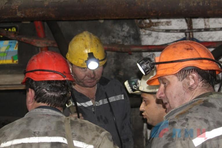 Старт кадрової чистки. Кого роблять цапом-відбувайлом за хвилю шахтарських страйків в ОРЛО