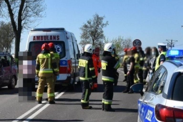 Внаслідок ДТП в Польщі загинув 9-річний хлопчик з України