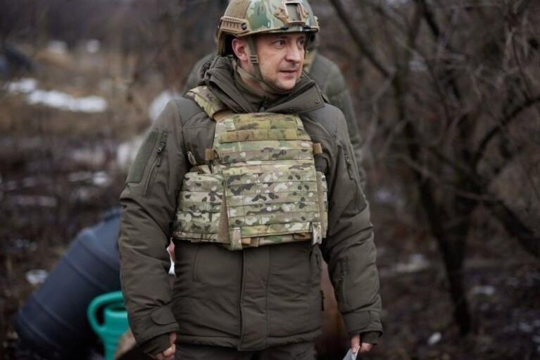Зеленский на Донбассе сказал, как хотел бы закончить войну