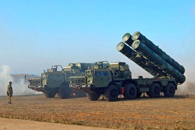 Ердоган і Байден не дійшли згоди щодо російських С-400