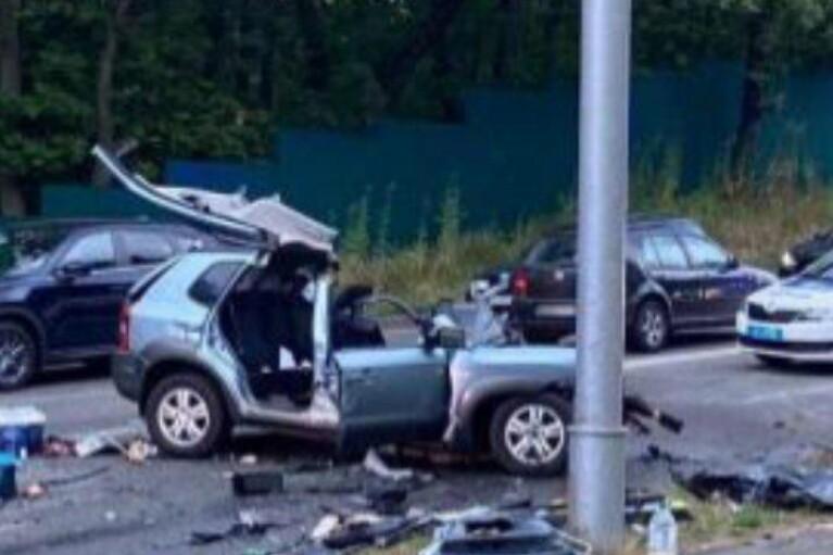 Смертельное ДТП под Киевом: водитель-убийца задержан (ФОТО)