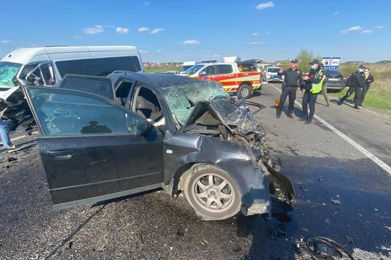 В ДТП на Ровенщине погиб ребенок (ФОТО)