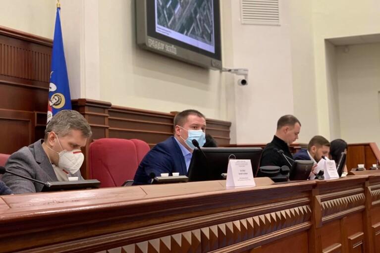 Ринок землі буде систематично наповнювати бюджет Києва, — Михайло Терентьєв